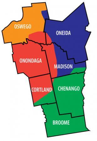 Diocesan Profile Roman Catholic Diocese Of Syracuse - Us catholic diocese map