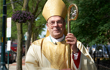 Bishop Robert J. Cunningham